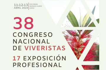 38 Congreso Nacional de Viveristas