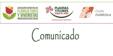 Atención Viveros minoristas, mayoristas y Florerías…