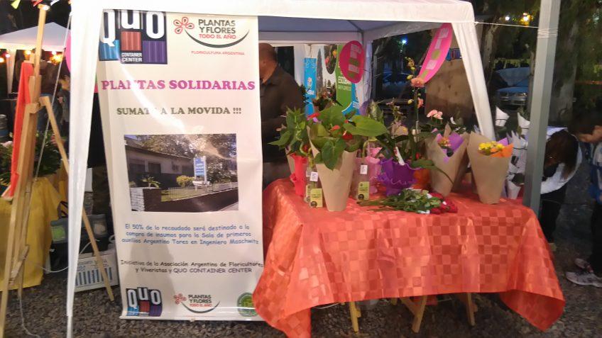 """""""Plantas y Flores todo el año"""" en la 2ª Edición de la Fiesta de la Cerveza Artesanal"""