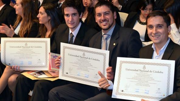 Para el Banco Nación un título Universitario es un activo.