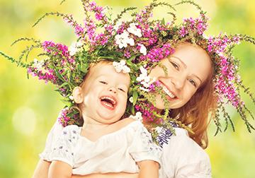 Plantas y Flores para todas las Madres!